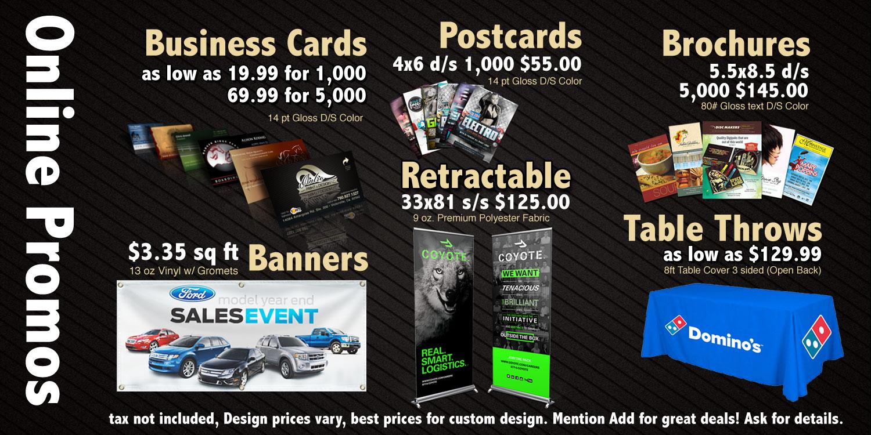 Antro Design Print Online Promos
